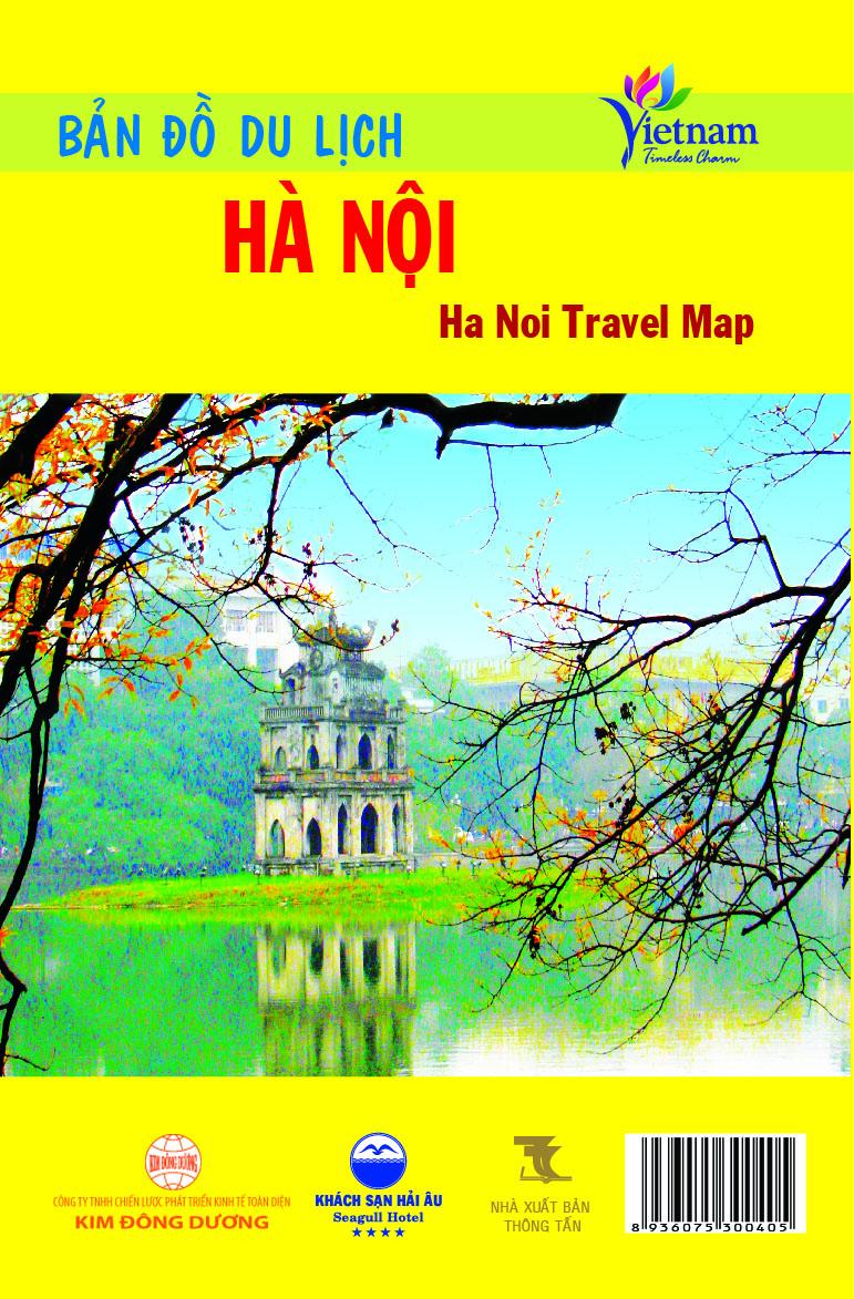 Bản đồ du lịch Hà Nội