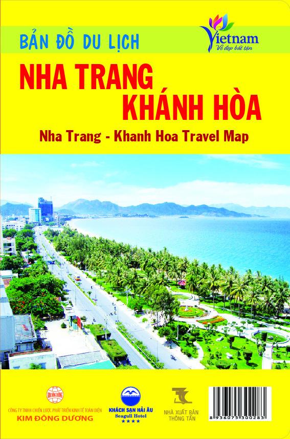 Bản đồ du lịch Nha Trang - Khánh Hòa