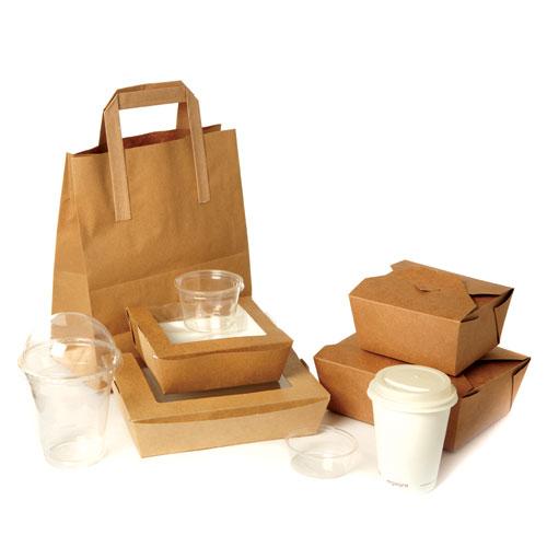 Bao bùi túi giấy, hộp nhựa