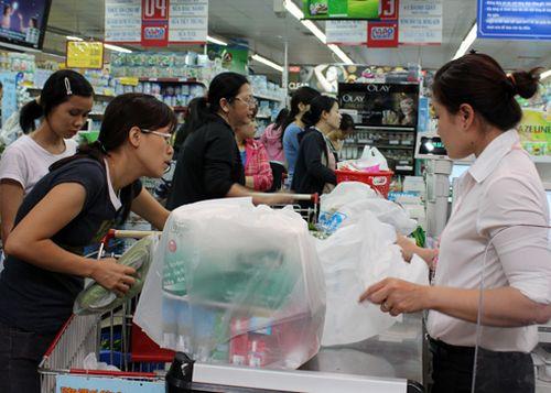 Túi nilon giá rẻ trên thị trường