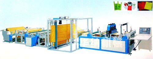Máy sản xuất túi nilon