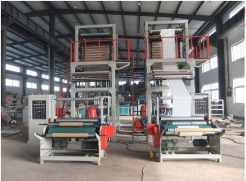Máy sản xuất túi nilon 2