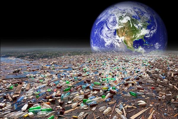 Túi nilon và trái đất