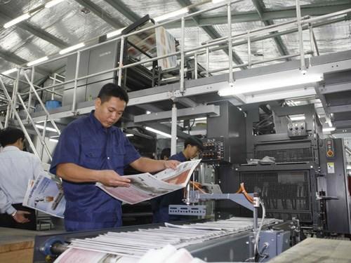 Thị trường in ấn 2015