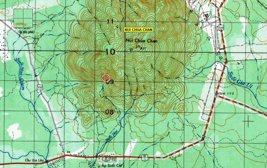 Phương pháp thiết kế bản đồ địa hình